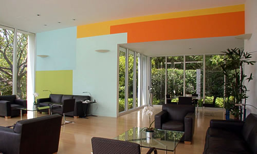 Bel Air Wall Painting