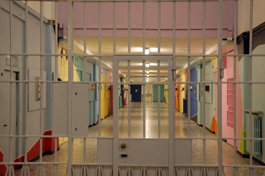 San Vittore Prison, Milano