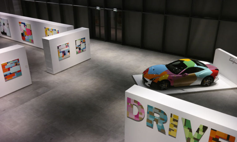 DRIVE IN, Sheikh Abdullah Al Salem Cultural Centre, Science and Technology Museum, Kuwait