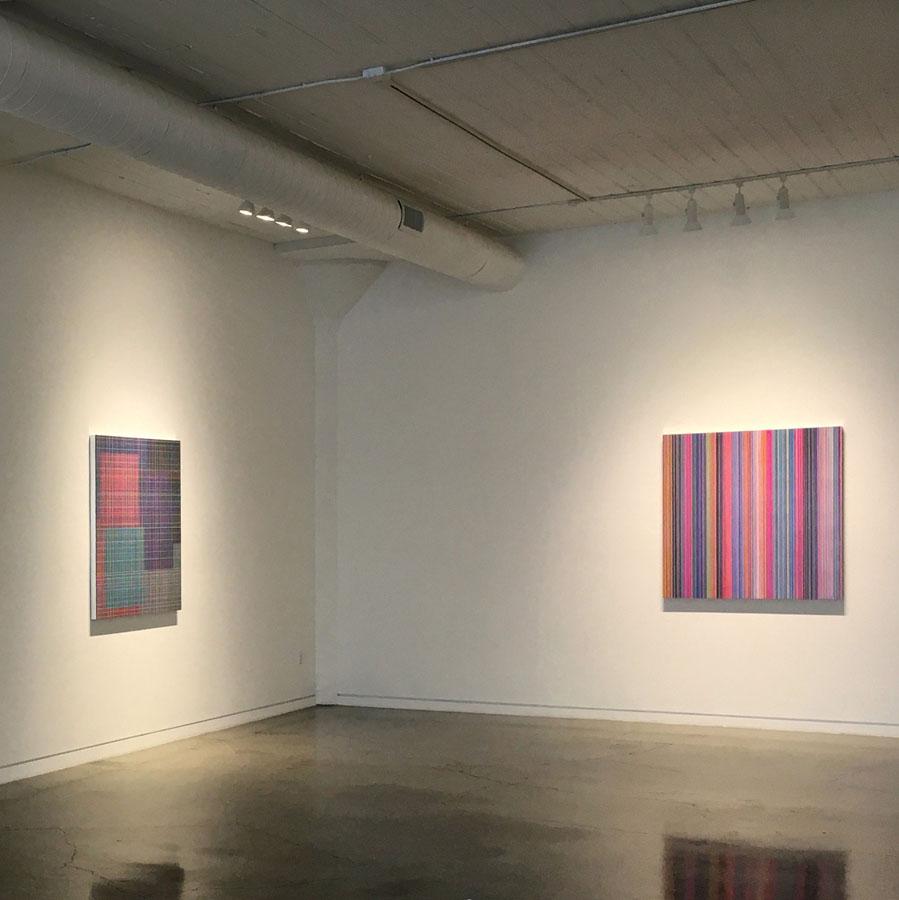 New Works, Brian Gross Fine Art, San Francisco